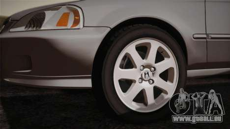 Honda Civic Si 1999 Coupe für GTA San Andreas rechten Ansicht