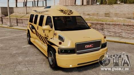 GMC Business superstar für GTA 4