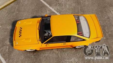 Opel Manta pour GTA 4 est un droit