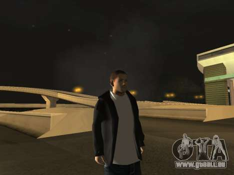 Chester Bennington für GTA San Andreas her Screenshot