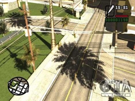 SA Render Public-Beta v0.1 für GTA San Andreas zweiten Screenshot