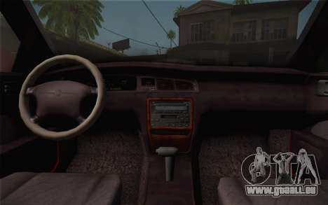 Toyota Crown Royal saloon g 3.0 für GTA San Andreas rechten Ansicht