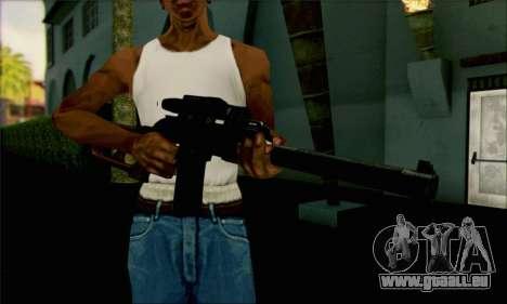 VSS Vintorez-tactique pour GTA San Andreas deuxième écran