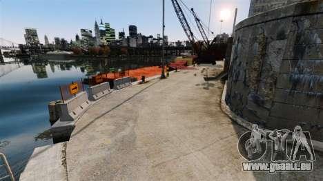 Bohan-Dukes Off Road Track pour GTA 4 huitième écran