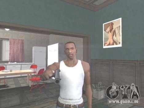 Ruger .22 für GTA San Andreas her Screenshot