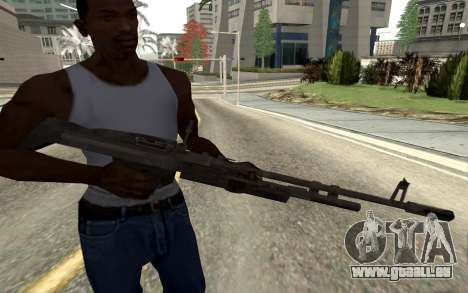 M60E4 für GTA San Andreas her Screenshot