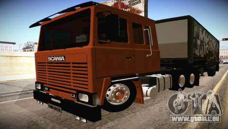 Scania LK 141 6x2 pour GTA San Andreas