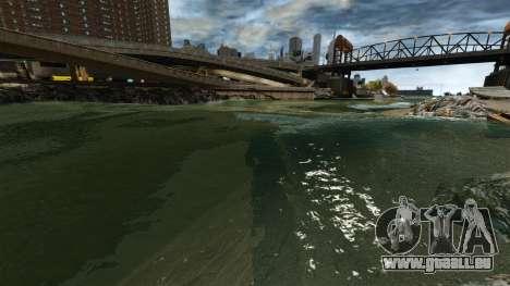 Mer propre pour GTA 4