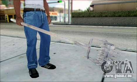 Grubber für GTA San Andreas