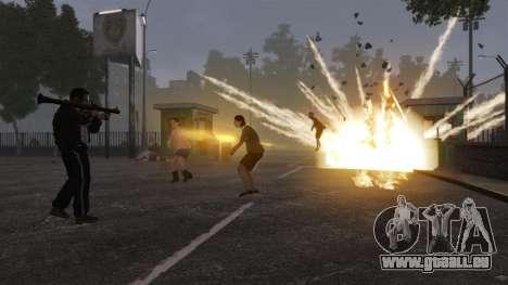 Nouveau Zombie-script pour GTA 4 quatrième écran