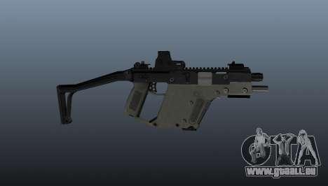 Maschinenpistole Kriss Super V für GTA 4 dritte Screenshot