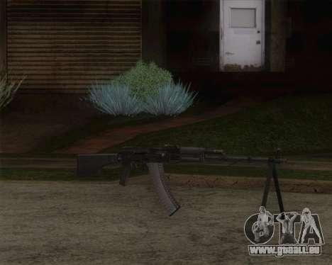 Le RPK-74 m pour GTA San Andreas