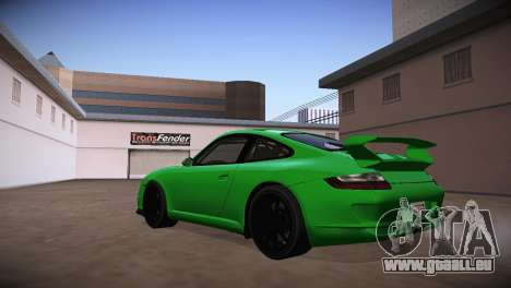 Porsche 911 TT Ultimate Edition für GTA San Andreas linke Ansicht