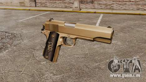 Colt M1911 pistolet v2 pour GTA 4