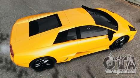 Lamborghini Murcielago LP640 2007 [EPM] pour GTA 4 vue de dessus