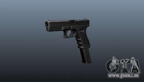 Glock 18-Maschinenpistole für GTA 4