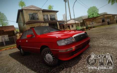 Toyota Crown Royal saloon g 3.0 für GTA San Andreas