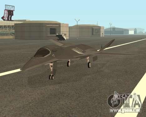 FA-37 Talon für GTA San Andreas