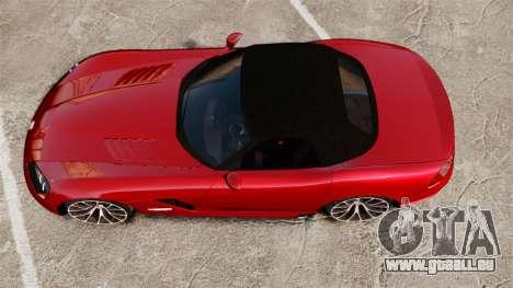 Dodge Viper SRT-10 2003 für GTA 4 rechte Ansicht