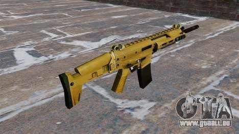 Sturmgewehr ACR 4.2 für GTA 4 Sekunden Bildschirm