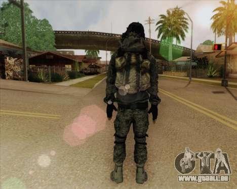 Russian Engineer für GTA San Andreas dritten Screenshot