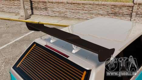Extreme Spoiler Adder 1.0.7.0 für GTA 4 neunten Screenshot