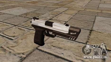 HK USP Pistole Match für GTA 4