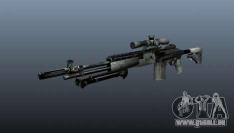 Fusil de sniper M21 Mk14 v1 pour GTA 4