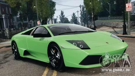 Lamborghini Murcielago LP640 2007 [EPM] für GTA 4