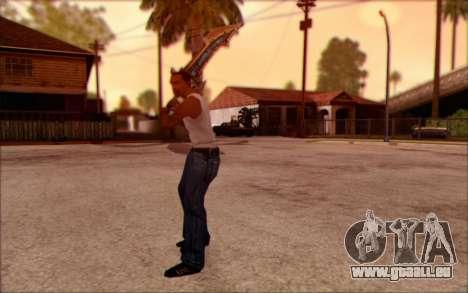 Kel′Delar pour GTA San Andreas troisième écran