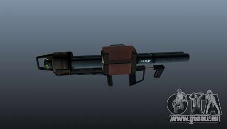 Halo-Raketenwerfer für GTA 4 dritte Screenshot