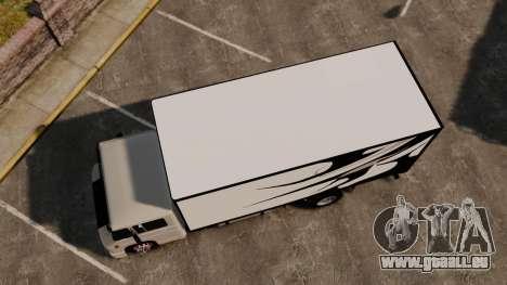 Mercedes-Benz 608 pour GTA 4 est un droit