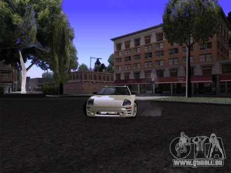SA_RaptorX v2.0 pour PC faible pour GTA San Andreas sixième écran
