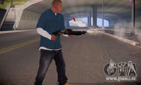 Franklin für GTA San Andreas dritten Screenshot