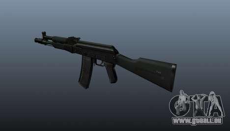 AK-102 pour GTA 4 secondes d'écran