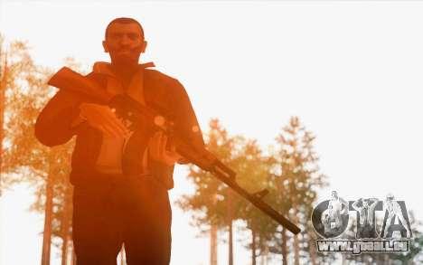 FF SG ULTRA pour GTA San Andreas troisième écran