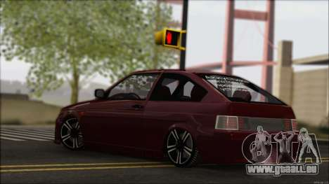 VAZ-2112 Sports pour GTA San Andreas vue intérieure