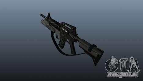 Automatique carabine M4A1 v1 pour GTA 4 secondes d'écran