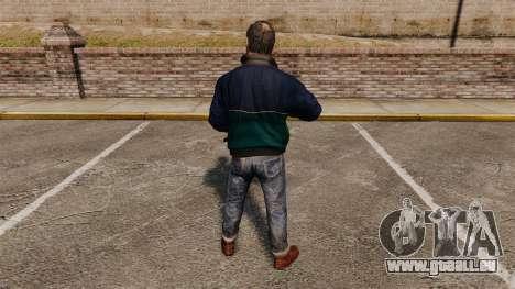 Trevor Phillips pour GTA 4 troisième écran