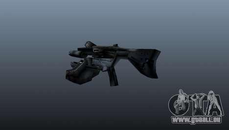 Fusil AR2 Alliance pour GTA 4 secondes d'écran