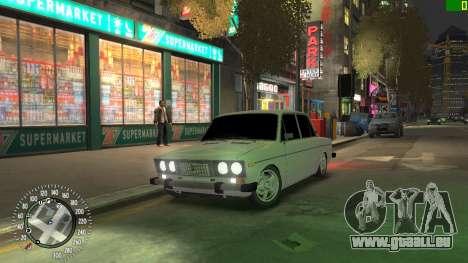 VAZ 2106 für GTA 4