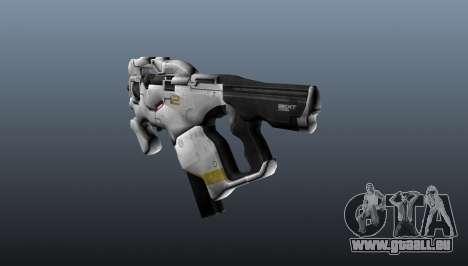 M25 Hornet pour GTA 4 secondes d'écran
