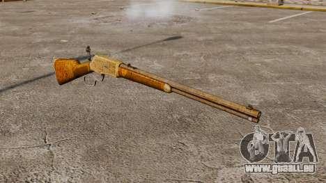 Pistole cowboy für GTA 4
