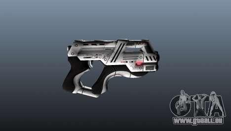 Pistolet M77 Paladin pour GTA 4 troisième écran