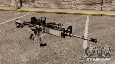 Automatische M4 rot Dop-v1 für GTA 4