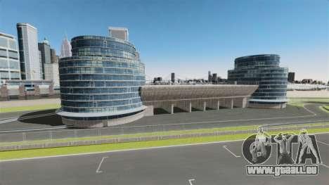 Rennstrecke Spa-Francorchamps Mini für GTA 4 Sekunden Bildschirm