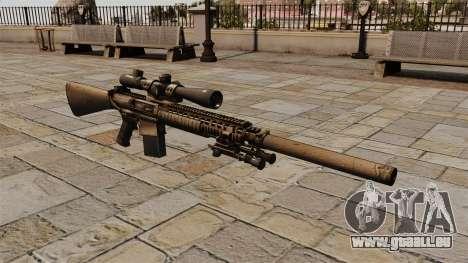 Das M110-Scharfschützengewehr für GTA 4