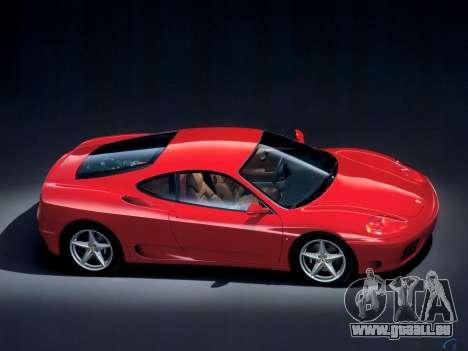 Sound eines Ferrari-Motors für GTA 4 dritte Screenshot