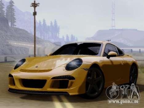 RUF RGT-8 für GTA San Andreas