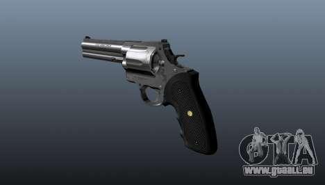 357 Magnum-revolver für GTA 4 Sekunden Bildschirm